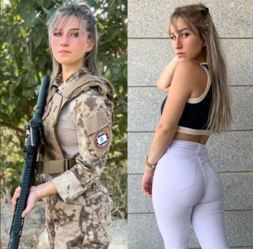 Natalia Fadeev Ex Marine