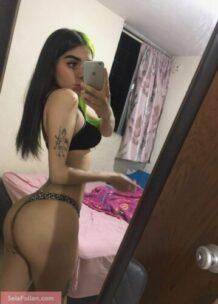 Astrid Jimenez Pack Por Mega