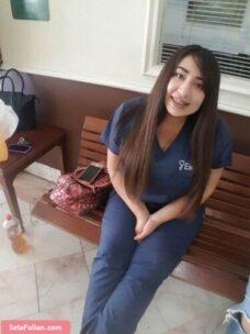 Enfermera Tetona